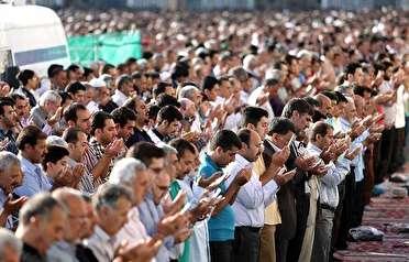 اقامه نماز عید فطر در بیش از هزار مکان در گلستان