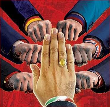 تجمع مردمی لبیک به رهبر معظم انقلاب و حمایت از اقتدار و امنیت کشور و محکوم کردن اقدامات آشوبگران