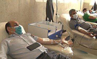 کاهش ذخیره خونی در گلستان؛ درخواست انتقال خون از مردم برای اهدای خون