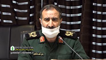 سپاه، یاور مردم و کادر درمانی تا پایان بحران کرونا