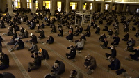مراسم احیای شب۲۳ ماه رمضان در گلستان