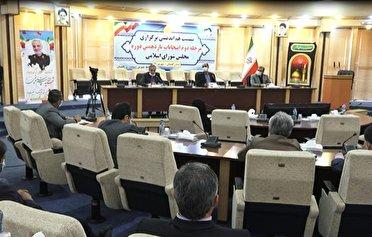 برگزاری مرحله دوم انتخابات مجلس در غرب گلستان