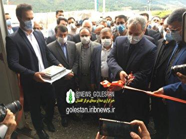 افتتاح دو طرح بزرگ اقتصادی در گلستان