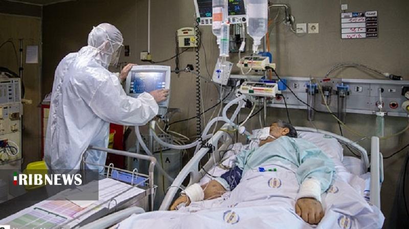بستری ۶۱بیمار مبتلا به کرونا در آی سی یو