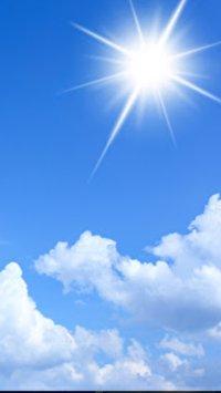 آسمانی آرام تا پایان هفته در گلستان