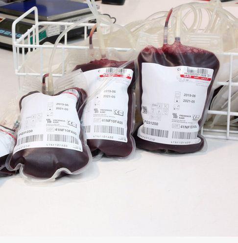 کاهش ذخایر خونی ، مردم انتقال خون را یاری کنند