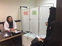 اجرای طرح غربالگری سرطان بانوان در گلستان