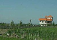 خانه باغ ها، رقیب تولیدات کشاورزی گلستان