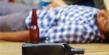 مرگ و مسمومیت تعدادی جوان با نوشیدن مشروبات تقلبی در آق قلا