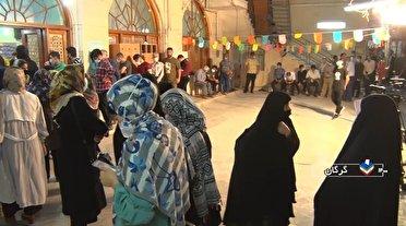 ساعات پایانی رای گیری؛ حضور گسترده مردم گلستان در شعب اخذ رای