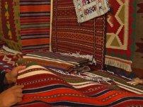 روستای ملی جاجیم بافی در گلستان