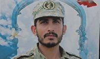 مهدی شکوری، یکی از ۱۸شهید گلستانی مدافع حرم