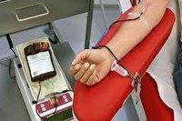 کاهش ذخایر خونی در گلستان