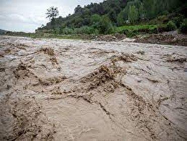 احتمال وقوع سیلاب در گلستان؛ مردم به رودخانهها نزدیک نشوند